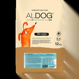 Alimento Secco Cane -Aldog-Medium Low Fat Kg.12