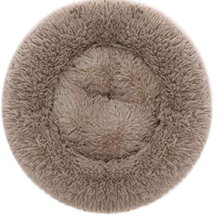Cucce - Cuscini Cani & Gatti Cuccia Antistress Cammello Diametro Cm. 60 H25