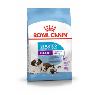 Alimento Secco Cane – Royal Canin Giant Starter kg. 4