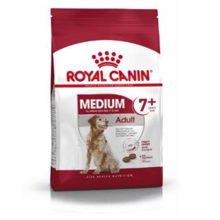 Alimento Secco Cane – Royal Canin Medium Adult 7+kg. 15