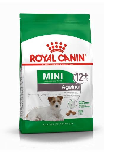 Alimento Secco Cane – Royal Canin Mini Ageing 12+ gr. 800