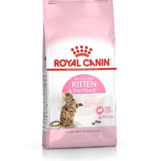 Alimento Secco Gatto – Royal Canin Sterilised Kitten kg.4