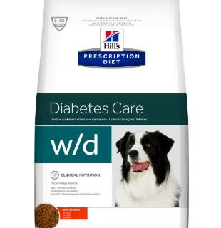 Alimento Secco Cane - Hill's PRESCRIPTION DIET Diabetes Pollo Kg. 1.5