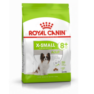 Alimento Secco Cane – Royal Canin X-Small Adult 8+ gr.500