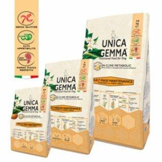 Alimento Secco Cane Unica Gemma – Adult Maintenance Metabolic gr.800