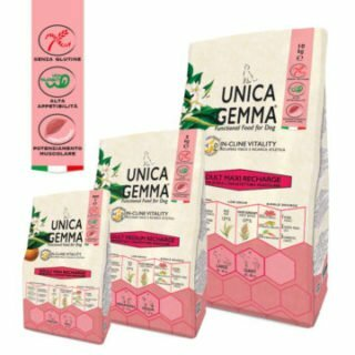 Alimento Secco Cane Unica Gemma – Adult Recharge gr.800