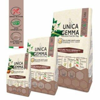 Alimento Secco Cane Unica Gemma – Mature Serenity kg.2