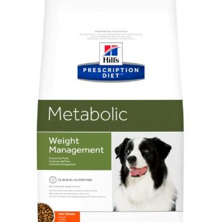 Alimento Secco Cane - Hill's PRESCRIPTION DIET Metabolic Medium Pollo Kg.1.5