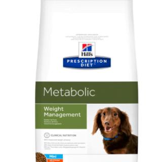 Alimento Secco Cane - Hill's PRESCRIPTION DIET Metabolic Mini Pollo Kg.1.5
