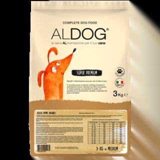 Alimento Secco Cane -Aldog-Mini Balance kg.3