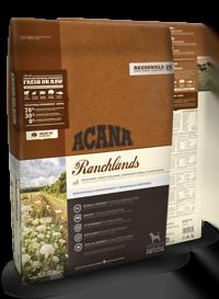 Alimento Secco Cane - Acana Regionals RANCHLANDS kg. 11.4