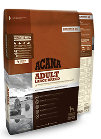 Alimento Secco Cane - Acana Heritage ADULT LARGE BREED Kg. 11.4