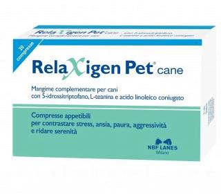 Integratori-Curativi Cane - NBF LANES Relaxigen Pet Compresse 20