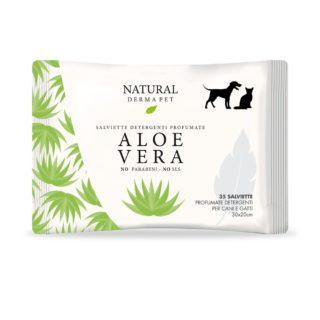 Igiene - Cura - Bellezza - Cane & Gatto - Derbe Salviette Aloe Vera OFFERTA 100 PEZZI